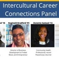 Intercultural Career Connections Panel