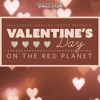 Valentine's Day on the Red Planet