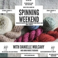 Spinning Weekend
