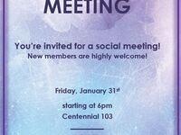 ASA Social meeting