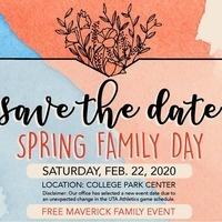 Spring Family Day Flyer