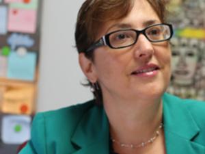 Dr. Pilar Herr, assistant professor of history at Pitt-Greensburg