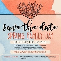 Double-Header Basketball Game—UTA Spring Family Day
