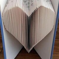 Book Folding Art