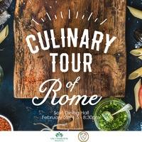 Culinary Tour of Rome