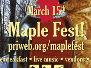 Cayuga Nature Center's Maple Fest!