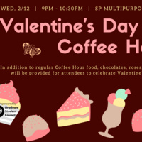 Valentine's Day Coffee Hour