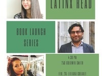 CANCELLED: Latinx Read: Book Launch Series