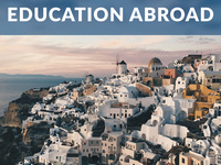 Education Abroad Information Meeting