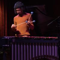 Vibraphonist Joel Ross. Credit: Jonathan Chimene, WBGO