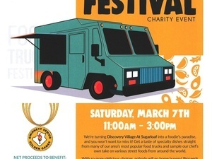 Taste of Discovery Food Truck Festival