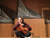 Florencia Cozza - Viola Junior Recital