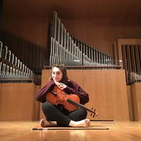 Florencia Cozza - Viola Junior Recital