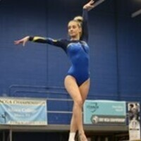 Blue Crew: Women's Gymnastics vs. Brockport *DJ Washburn Event*