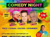 Comedy Night at the Vanderbilt!