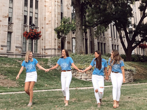 Find Your GrΣΔΤness: Sigma Delta Tau Recruitment