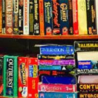 Board Games with URSGA & UR Late Night