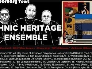"""Ethnic Heritage Ensemble """"Raise the Spirit"""" 2020 Tour"""