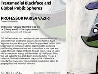 Transmedial Blackface and Global Public Spheres