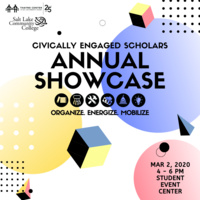 CES Annual Showcase on March 2 from 4 pm to 6 pm in the Student Event Center.