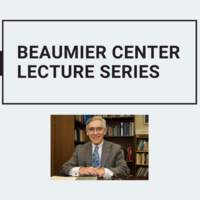 """Beaumier Lecture Series: """"The Upper Peninsula of Wisconsin?"""""""