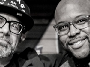 Poets Kevin Coval & Idris Goodwin