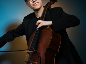 Music at Evergreen: Zlatomir Fung