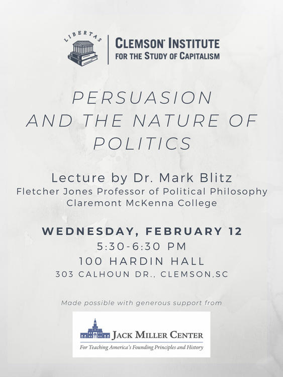 Persuasion and the Nature of Politics
