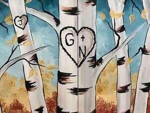 Valentine's Day Sip & Paint