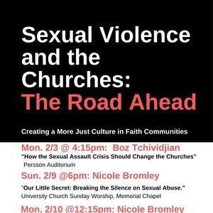 How the Sexual Assault Crisis Should Change the Churches, Boz Tchividjian