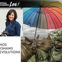 Ami Vitale: Rhinos, Rickshaws and Revolutions