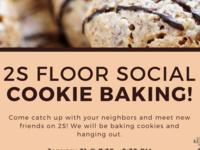2 South Floor Social - Cookie Baking!