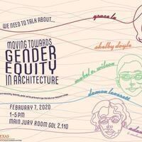 Moving Toward Gender Equity in Architecture