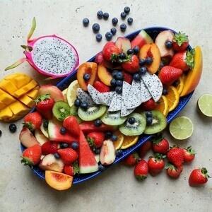 Maintaining Good Brain Health through Food