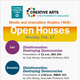 Media and Journalism Studies Open Houses
