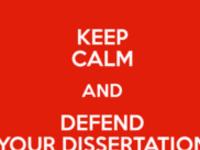 Final Ph.D. Defense for Xuesong Liu