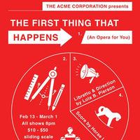 The Acme Corporation Presents!