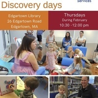 CANCELED - Discovery Days
