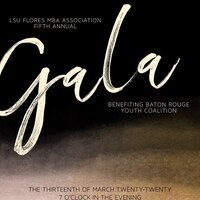 CANCELLED-Flores MBA Association Gala