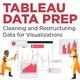 TABLEAU DATA PREP logo