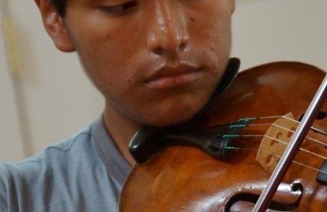 Eastman Performing Arts Medicine John Egan, viola