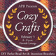 Text information about Cozy Crafts event included in event summary