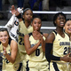 CU Boulder women's basketball team
