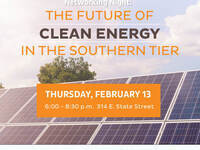 Networking@Rev: The Future of Clean Energy in the Southern Tier