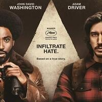 Film Club Meeting: BlacKkKlansman