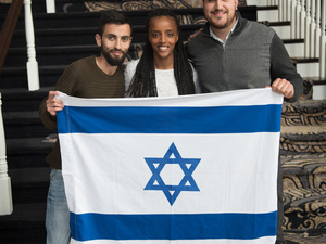 Hillsdale In Israel Panel