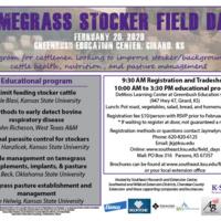 Tamegrass Stocker Field Day