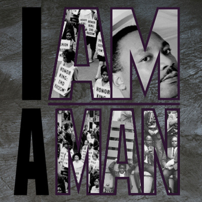"""African-American Heritage Month: """"I AM A MAN"""" exhibition by photojournalist Ernest C. Withers at Trinity River Campus"""