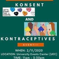 Konsent  & Kontraceptives