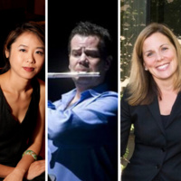 Faculty Recital: Barry Crawford, flute, Laura Koepke, bassoon, and I-Fei Chen, piano